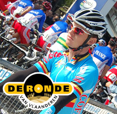 Nick Nuyens (Saxo Bank-Sungard) wins the Tour of Flanders 2011!