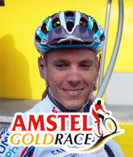 Philippe Gilbert wins the Amstel Gold Race 2011 again!