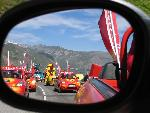 The most beautiful picture advertising caravan Tour de France 2006