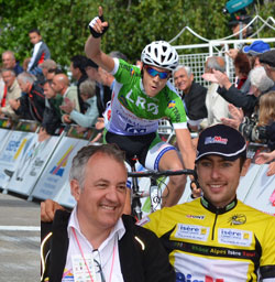RAIT 2011 : Thomas Vedel Kvist wins the stage and Sylvain Georges takes the general classification!