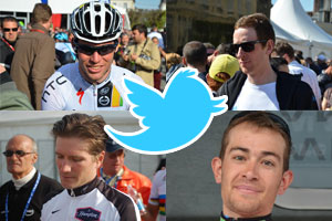 De tweets van de week: geef Mark Cavendish weer water!