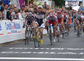Guillaume Blot wint de Grand Prix de Fourmies 2011