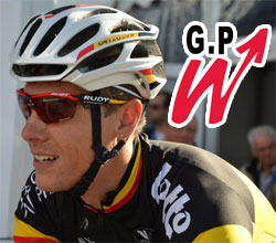 Video flashback on the Grand Prix de Wallonie 2011 - never shown images in the peloton and of Philippe Gilbert's victory