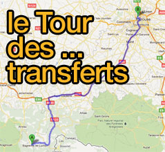 The Tour de France 2012, a Tour made of transfers