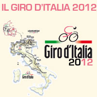 The Giro d'Italia 2012 - the race course : a more reasonable Giro (maps & profiles)