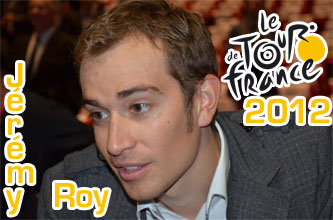 Jérémy Roy (FDJ): I think the Tour de France 2012 will be quite difficult anyway! (video interview)