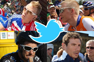 The Tweets of the week: cycling is the only real sport