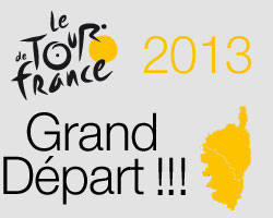 The Grand D�part of the Tour de France 2013 in Corsica, all details here!