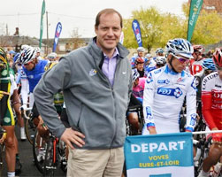 Interview Yahoo! Sport Christian Prudhomme: it's not a job, for me it's a mission!
