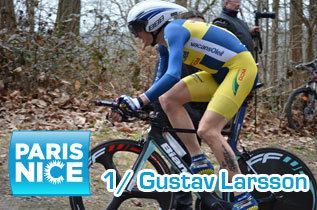 Paris-Nice 2012: Larsson time trial specialist in the Vall�e de Chevreuse