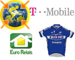 Tour de France news: T-mobile and ARD/ZDF, Quick.Step and selling jerseys and Euro Relais