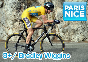Paris-Nice 2012: Bradley Wiggins stronger than everyone else!