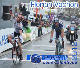 Florian Vachon goes for double victory in the Classic Loire Atlantique
