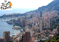 Monaco startplaats Tour de France 2009?