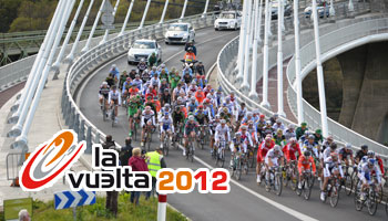 Vuelta a Espa&ntildea 2012 : the 22 teams announced - wildcards for 2 Spanish and 2 foreign teams