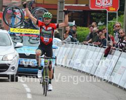 31ede95c77e RAIT 2012   Jérôme Cousin remporte l étape en solitaire à Saint ...