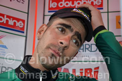 RAIT 2012 : Jérôme Cousin - it's not because you're with Europcar that you're more important than other riders
