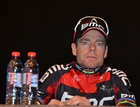 Critérium du Dauphiné 2012: 1/ Cadel Evans flies to victory in Saint-Vallier