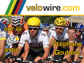 In the Tour with St�phane Goubert: Sylvain Chavanel again in Boulogne-sur-Mer?