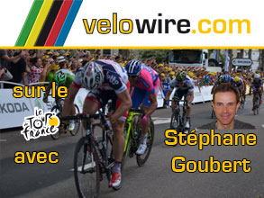 In the Tour with St�phane Goubert: a Cavendish/Greipel duel in Saint-Quentin?