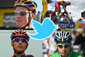Tweets of the week: a stowaway for Boom, the Olympics and the Eneco