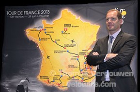 Video flashback on the official presentation of the Tour de France 2013