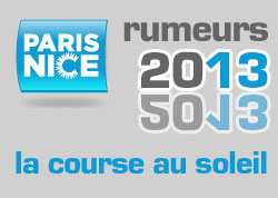 The rumours about the Paris-Nice 2013 race route: the stage cities!