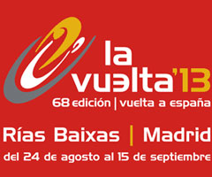 The Vuelta a España 2013 race route: the Tour of Spain rediscovers the country from up high!