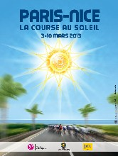 The Paris-Nice 2013 race route: no surprises but with a very short prologue!