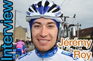 Jérémy Roy: my big goal for 2013, the time trial of the French championships