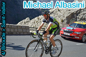 Paris-Nice 2013: Michael Albasini takes the sprint victory in Saint-Vallier
