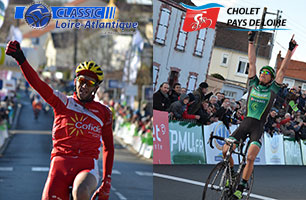 Video flashback on the Classic Loire Atlantique & Cholet Pays de Loire 2013