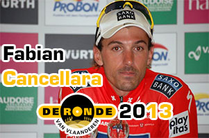 Tour of Flanders 2013: the victory for .... Fabian Cancellara!