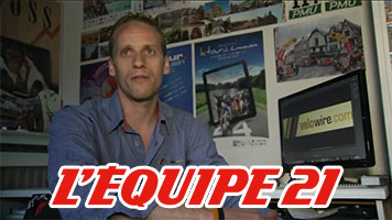 velowire.com on L'Equipe 21 and lequipe.fr