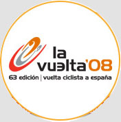 Vuelta a Espa&ntildea 2008: stages and overall track