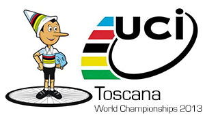 Tuscany 2013: the World Championships 2013 race route on Google Maps/Google Earth