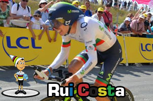 Rui Costa new World Champion road cycling!