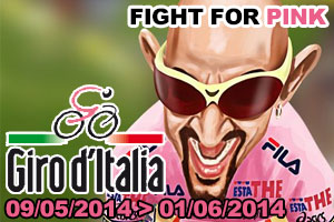 The Giro d'Italia/Tour of Italy 2014 in detail: maps and profiles