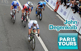 Paris-Tours 2013 ends in a sprint: John Degenkolb wins!