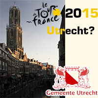 The Grand D�part of the Tour de France 2015 in Utrecht: nothing official, but ...