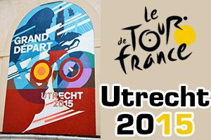 Grand Départ Van De Tour De France 2015 In Utrecht Interviews