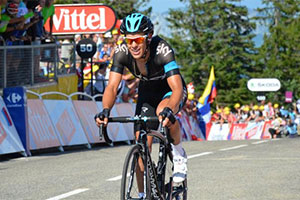 Richie Porte takes his revenge on Willunga Hill!
