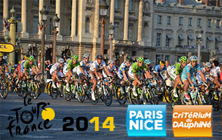 La s�lection des �quipes pour le Tour de France 2014 annonc�e - les r�actions !