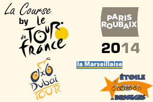 Terugblik op de week: La Course by Le Tour de France, Paris-Roubaix 2014, ...
