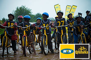 MTN-Qhubeka winter camps - more than just training!
