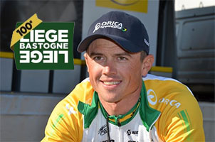 Liège-Bastogne-Liège 2014 ends in a sprint with the victory for Simon Gerrans