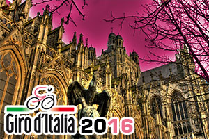 The Tour of Italy 2016 will start in The Netherlands!