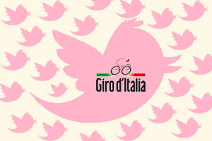 The tweets of the week, special Giro edition