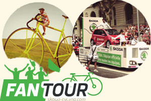 Search notice: looking for Tour de France super fans who want to win a day in the Tour!