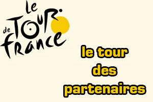 All news about the sponsors and the advertising caravane of the Tour de France 2014